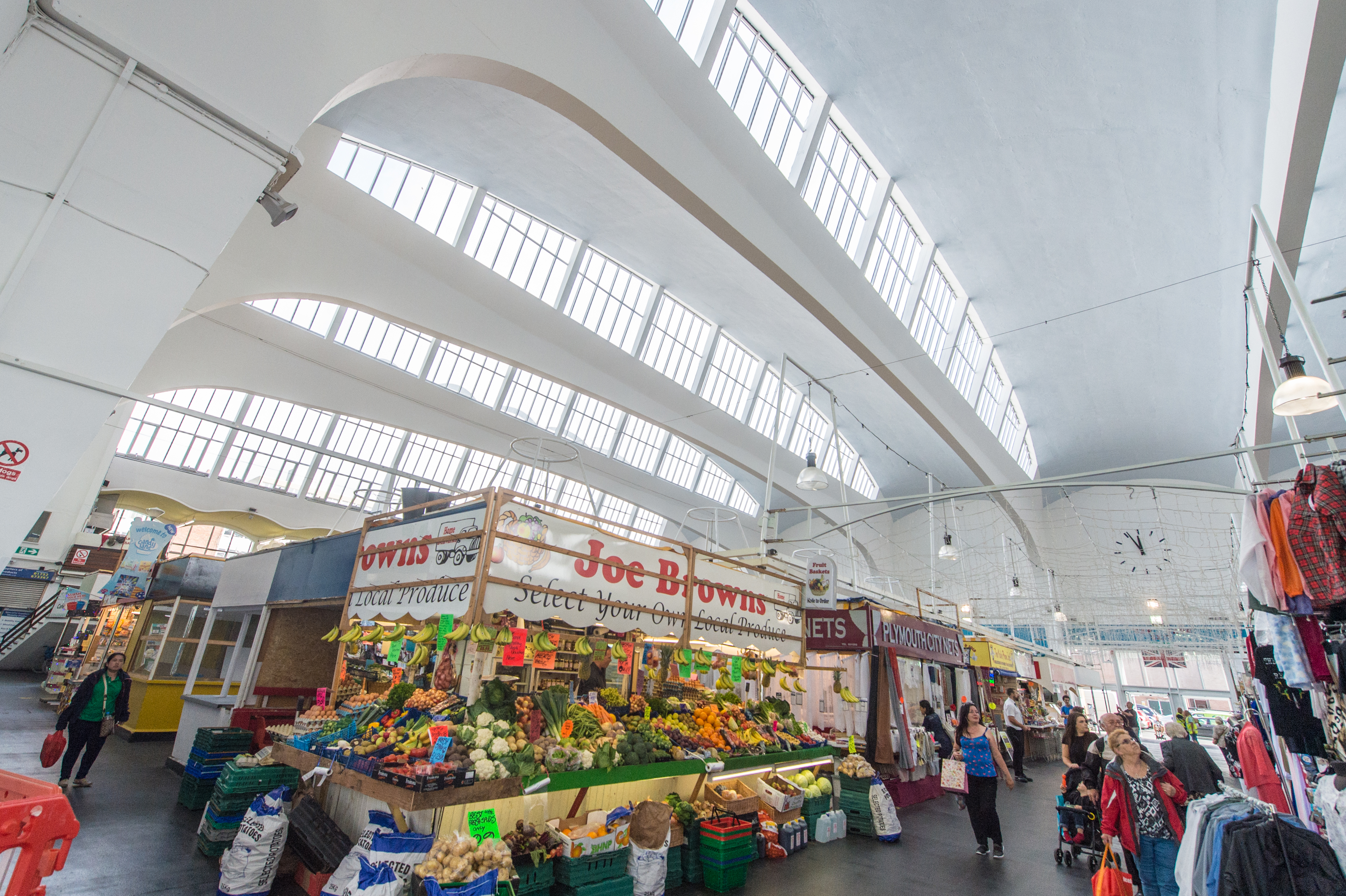 Plymouth Market Ryearch