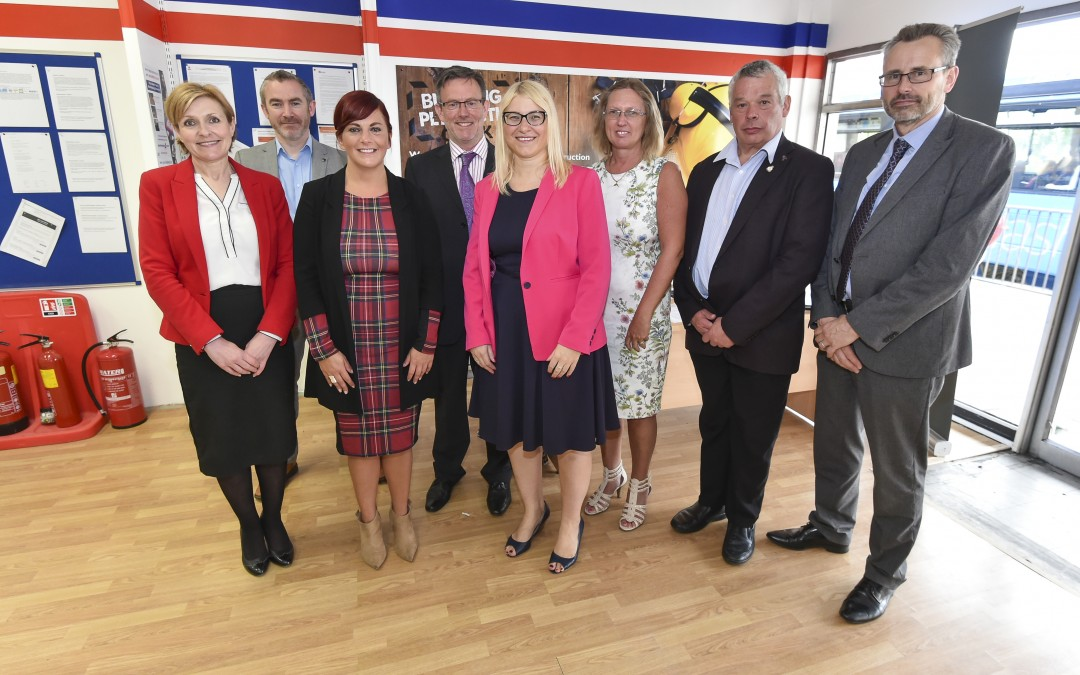 Ryearch is 'Building Plymouth' project sponsor