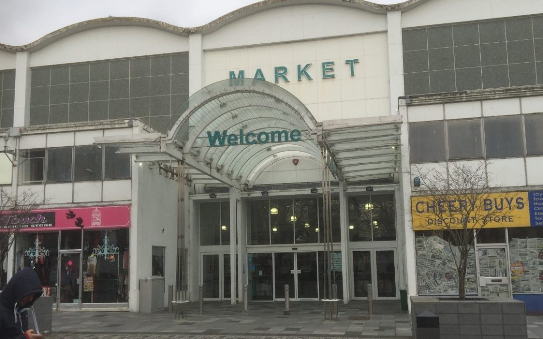 Ryearch to develop Plymouth's City Market