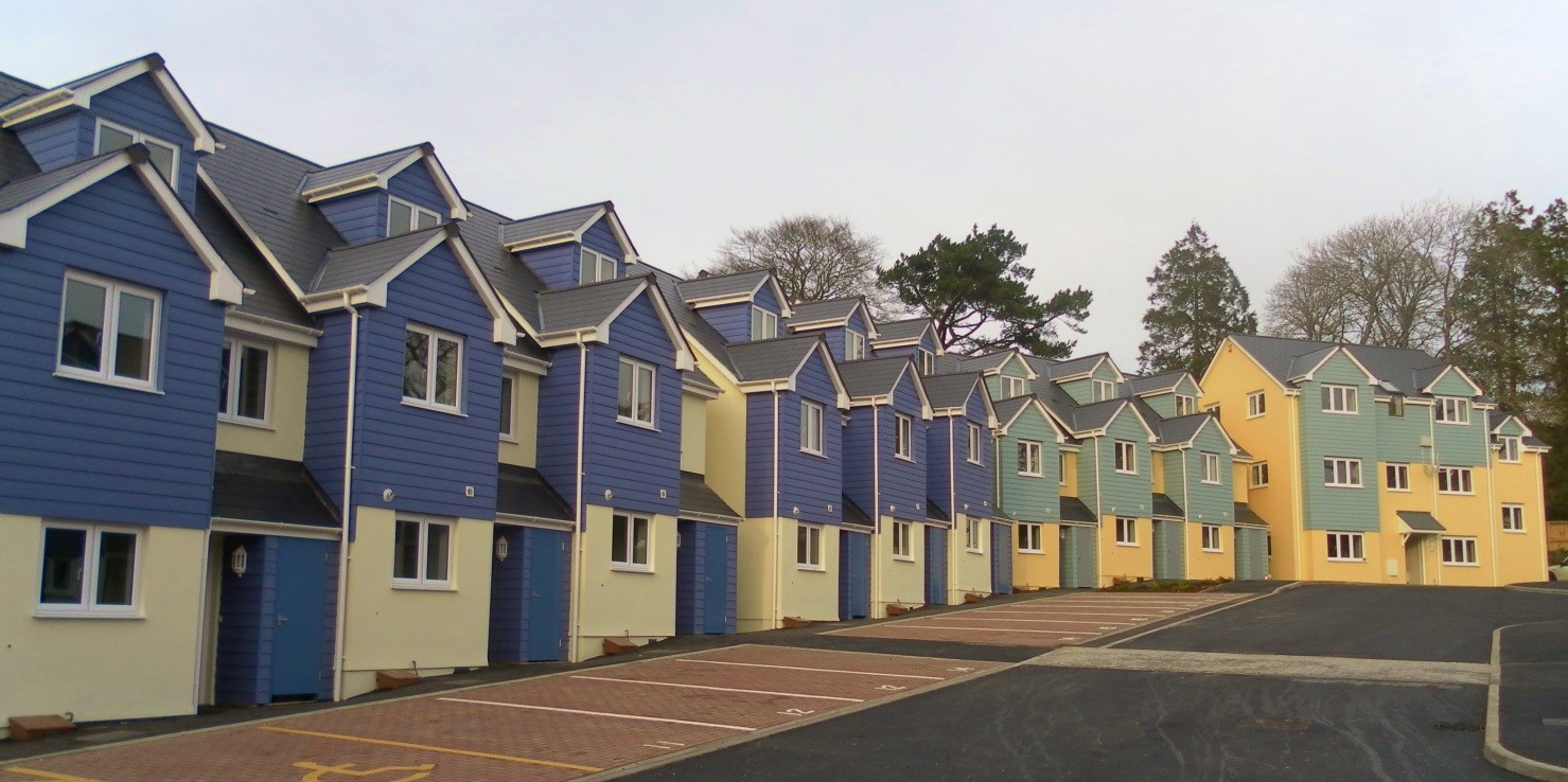 Tavistock Road Housing Development, Derriford
