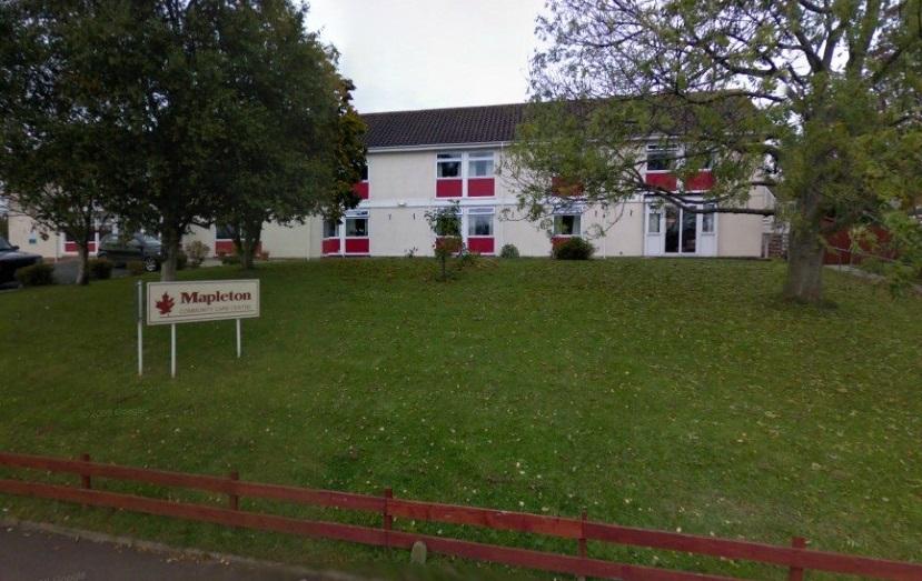Mapleton House Nursing Home, Newton Abbot