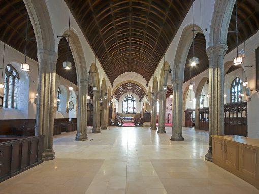 St Martin's Church, Liskeard, Cornwall