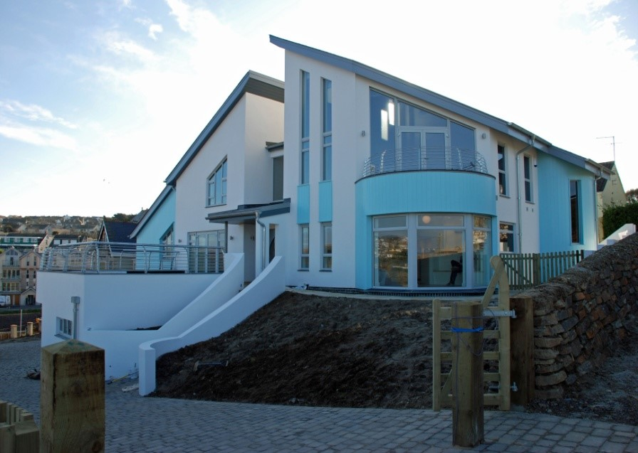The Sea House, Newquay