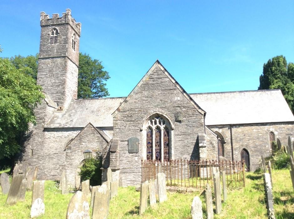 St Hugh's Church, Quethiock, Cornwall