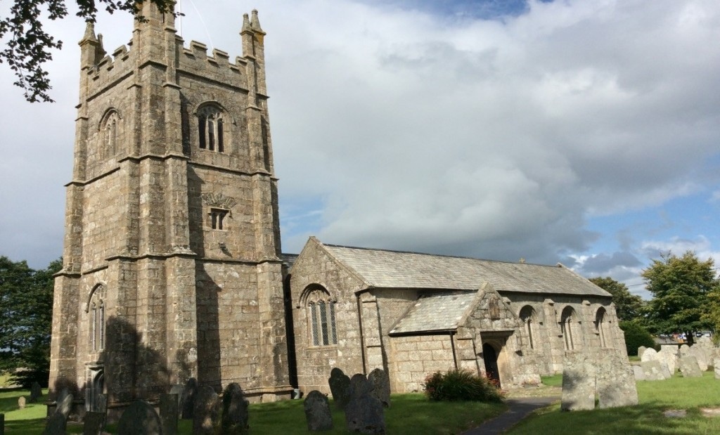 St Ive Parish Church, Cornwall
