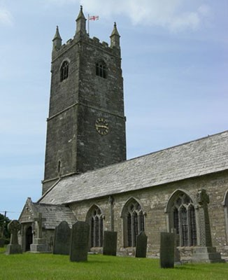 St Mabyn Parish Church, Cornwall