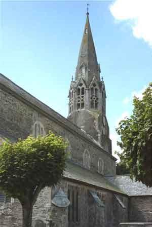 St.Bartholomews Parish Church, Lostwithiel