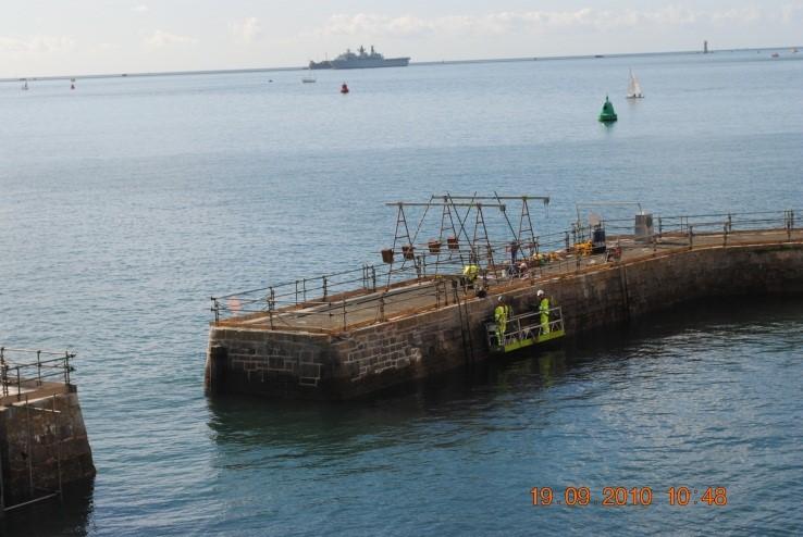 West Hoe Pier 2
