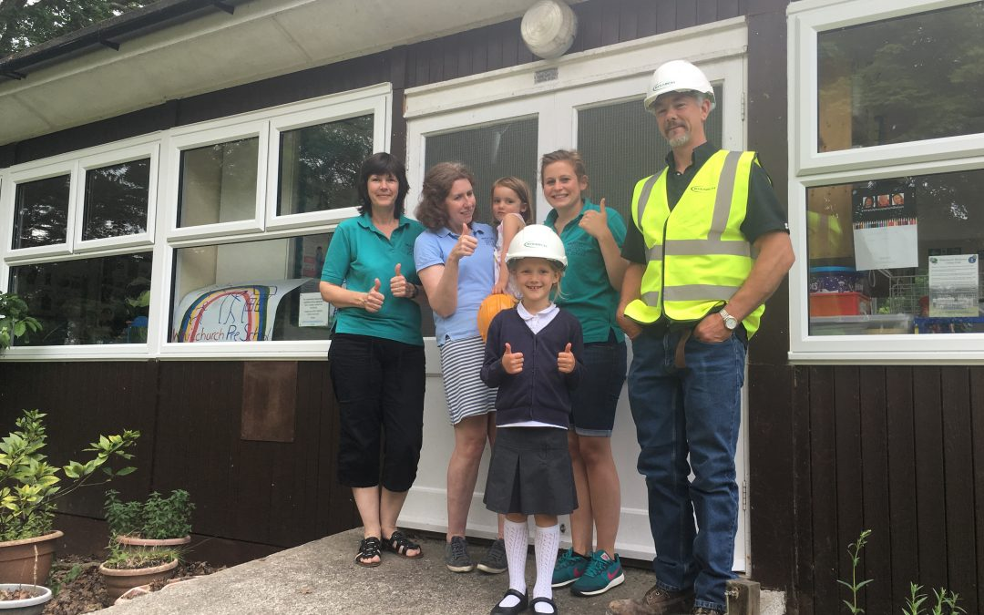 Ryearch Support Community Pre-School in Tavistock