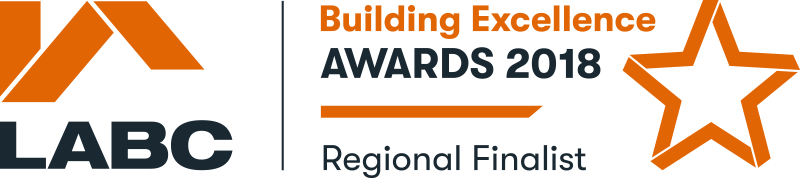 Awards Finalist at LABC South West Building Excellence Awards 2018